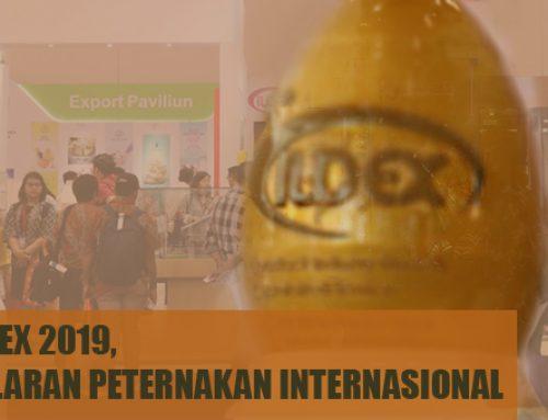 Gelaran Ternak Hidup di ILDEX 2019